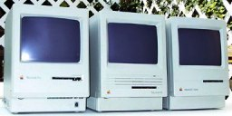 Mac Plus, SE, and Classic