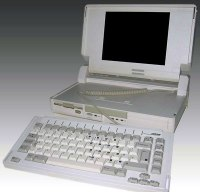 Compaq SLT notebook