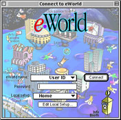 Connect to eWorld