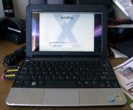 Dell Mini 10v installing OS X