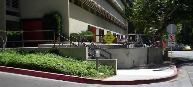Rover Crossing at JPL