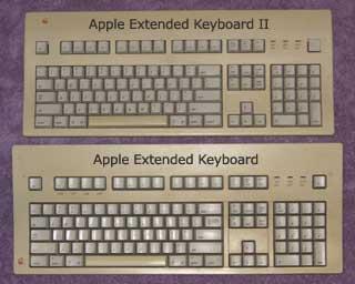 the legendary apple extended keyboard low end mac. Black Bedroom Furniture Sets. Home Design Ideas