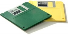 "3.5"" floppy diskettes"