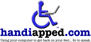 Handiapped.com site logo
