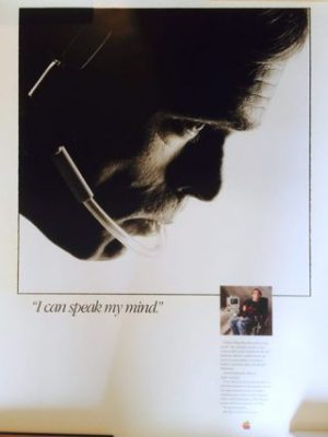 I Can Speak My Mind poster