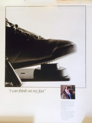 I Can Think on My Feet poster