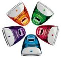 Fruit colored iMacs