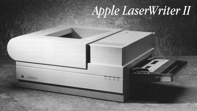 DRIVER: APPLE LASERWRITER NT