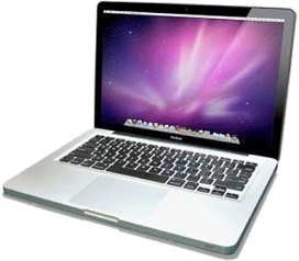Late 2008 Aluminum MacBook