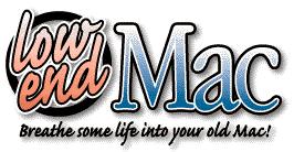 Low End Mac logo 1998