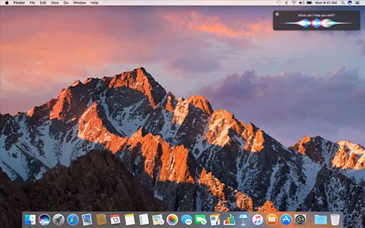 mac os x version 10.12.0