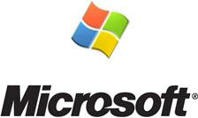 old Microsoft logo