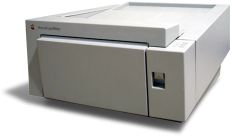 From PC to Personal Laserwriter 300