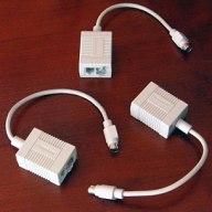 PhoneNet connectors