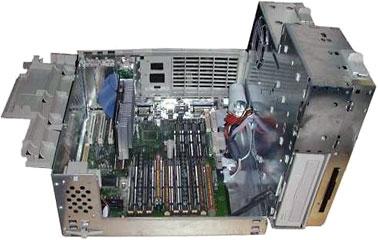Power Mac 7300 interior