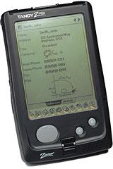 Tandy Zoomer PDA