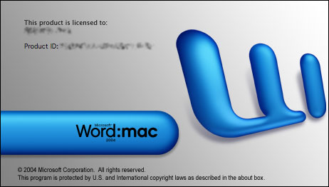 word for mac