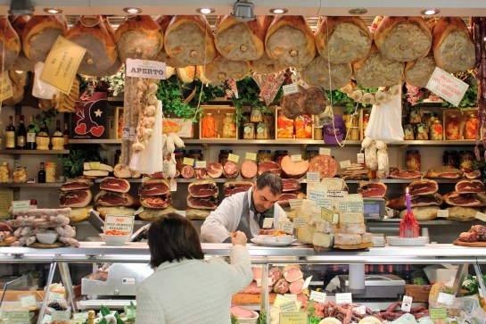 Mercato Centrale. Market in Firenze ©lowereast