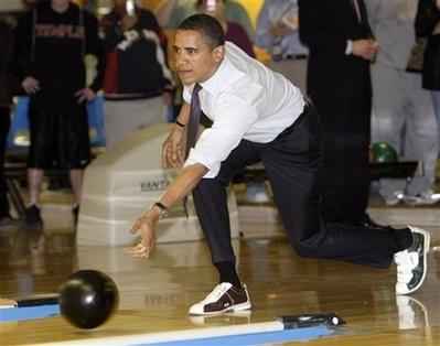 Obamabowling