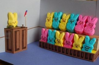A Jury of Your Peeps