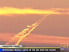 Missile?