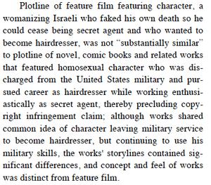 Zohan headnote