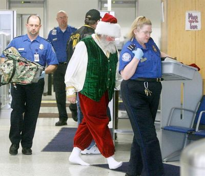 Santa v. TSA