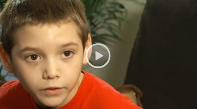 7-Year-Old Suspended, Teacher Says He Shaped Pastry into Gun - WBFF FoxBaltimore - Raw News