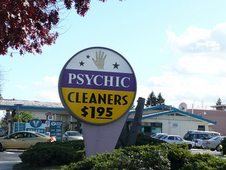 Psychic Cleaners