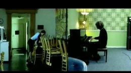"""Still from the video for """"Closing Time"""" (Geffen Records)"""