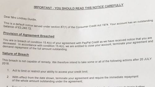 Contract Breaches Remedies   Company Says Customer Breached Her Contract By Dying Lowering The Bar