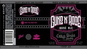 Guns 'n' Rose label