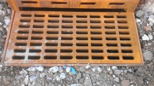 NB new stormwater grates