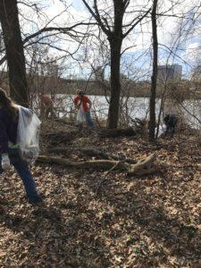 Gomez - river clean-up crew 2.25.2017