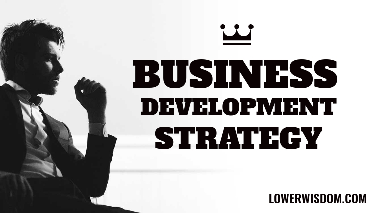business development strategy plan