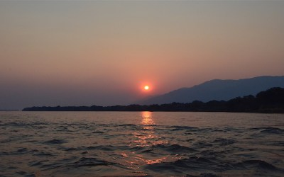 Sunset Cruise on the Lower Zambezi