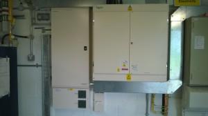 Lingwood CP Sch plantroom