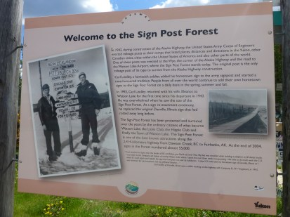 About the Sign Post