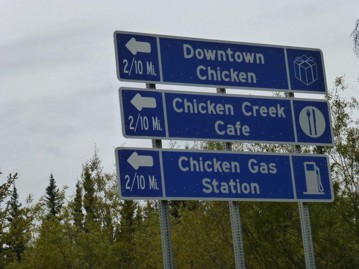 Chicken,AK