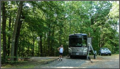 Bandits Roost Campground