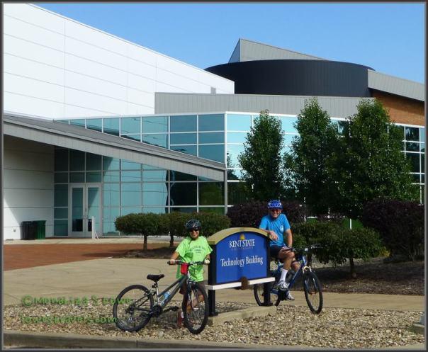 Kent U Technology Building