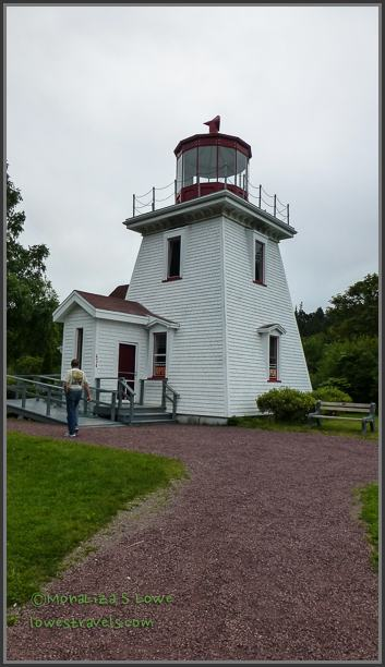 St Martins lighthouse