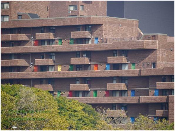Nurses' co-op housing