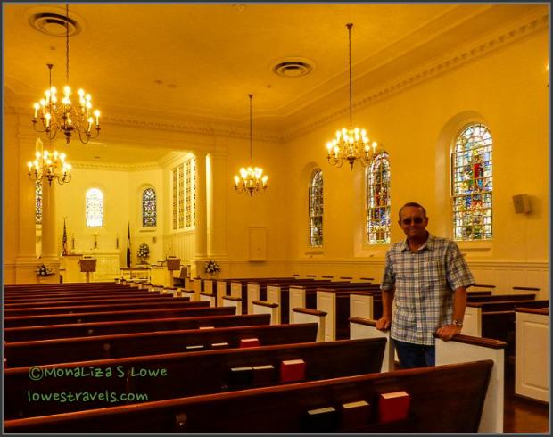Fort Myer Old Chapel