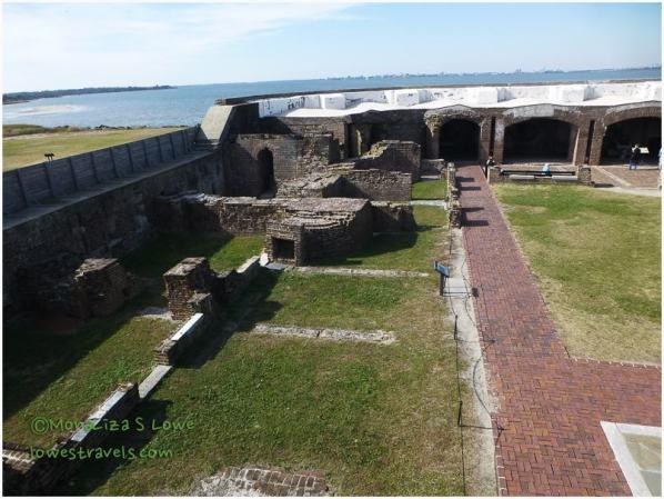 150 years of ruins