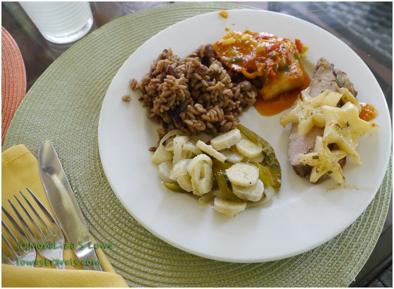 Cooking Caribbean at Fairview Great House and Botanical Garden