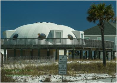 Alien House, Pensacola Beach