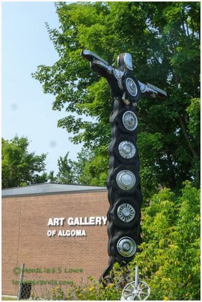 Algoma Art Display