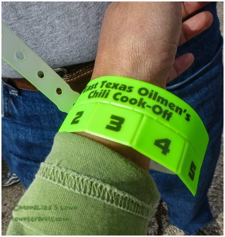 East Texas Chili Cook off