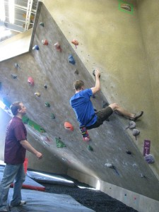 Bouldering Juggy Warm-Up